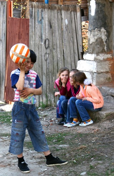 Детки города Касимова