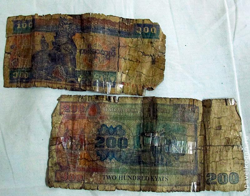Деньги в (длительном) путешествии